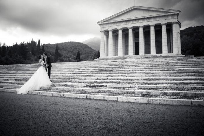 possagno, fotografo matrimonio possagno, tempio del canova