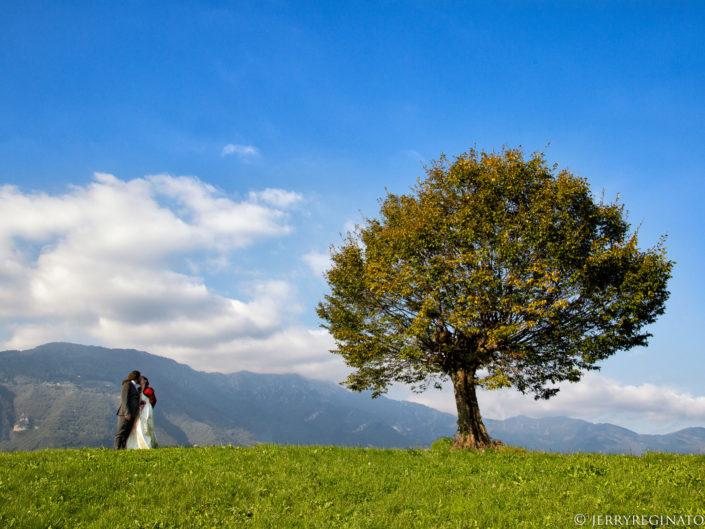Erica e Luca – matrimonio a Bassano del Grappa