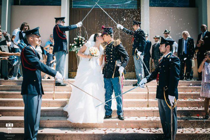 matrimonio poliziotto