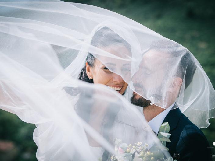 Matrimonio nelle colline del prosecco