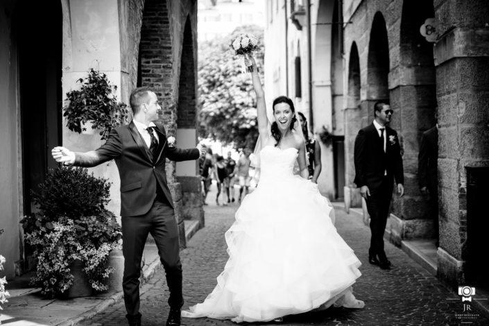 Stefania e Matteo - Matrimonio Villa Luisa Francesca
