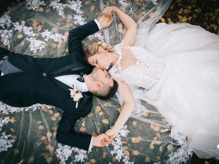 Matrimonio le colombare Luca e Laura